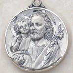 St. Joseph Medal on 27-inch chain