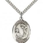 St. Cecelia Oval Medal (large)