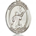 St. Tarcisius Oval Medal (large)