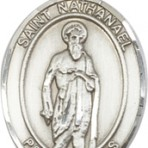 St. Nathanael oval medal